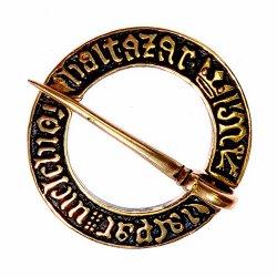 Fürspan aus England, Bronze