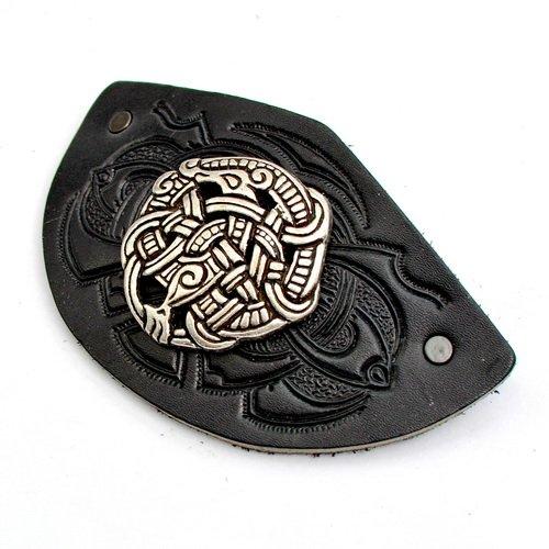 Clip Thorshammer Braun 06 Hs 3 Cl-xl Haarspange Mit Großem Beschlag Armbänder Uhren & Schmuck
