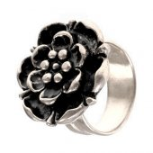 Fingerring Rose -