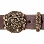 Belt with Midgard Serpent