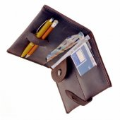 Wallet with Tobacco Compartment